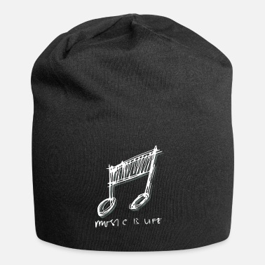 Instrument Sheet music Music passion instruments - Beanie