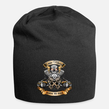 Stempel TRIKE KINGS / Skull Motor Born To Ride - Beanie