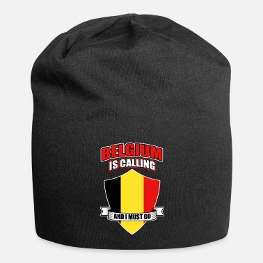 National Belgium Brussels Nation Origin Nationality - Beanie
