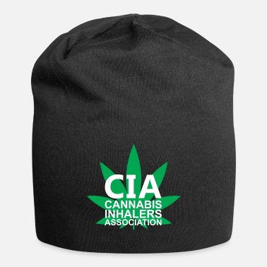 Association Cannabis Inhalers Association - Beanie-pipo