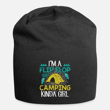 Lustige Camping T-Shirts - Beanie