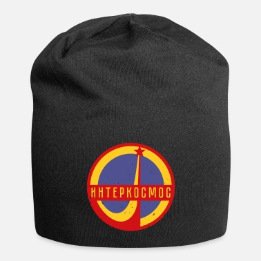 Missile Intercosmos Sputnik space USSR gift - Beanie