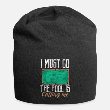 Cue Sports Billiard cue sport gift idea - Beanie
