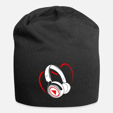 Audio Casque audio boutton play - Beanie