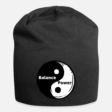 Protection Yin Yang, Sacred Geometry Universe Architect - Beanie