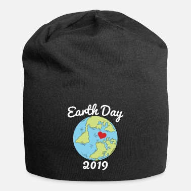 Milieuvervuiling Earth Day 2019 - Beanie