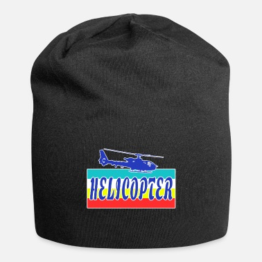Model Helicopter / helicopter gift flight - Beanie