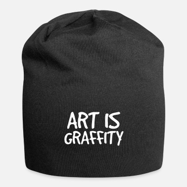 Graffiti ART is graffiti graffiti - Beanie