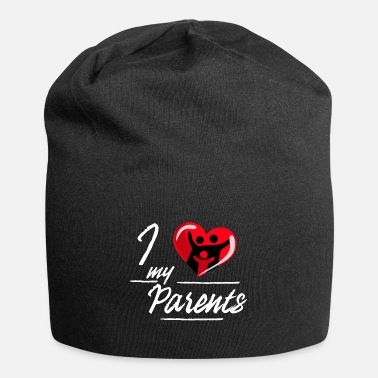 Parents J'aime mes parents / parents - Beanie