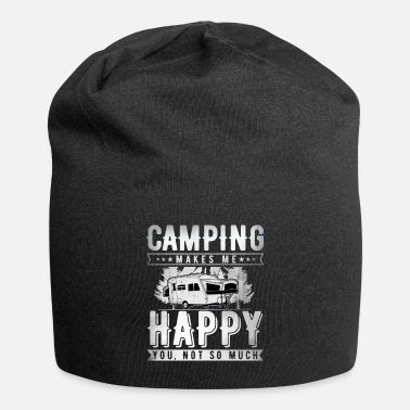 Camp Camping camping - Beanie