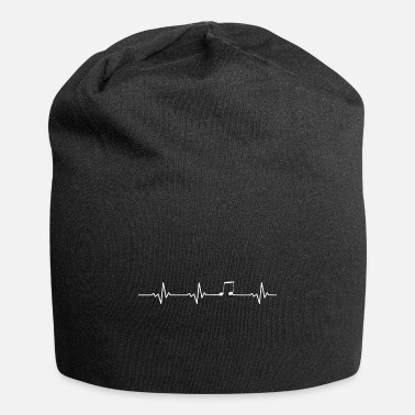 Instrument Heartbeat Note! - Musician music instruments - Beanie