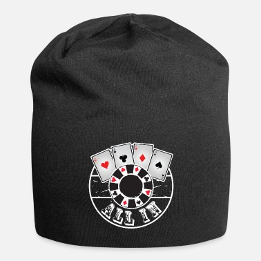 Do Karty do gry Chips Casino - Beanie