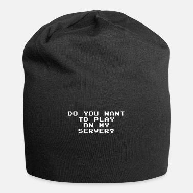 Message server game - Beanie