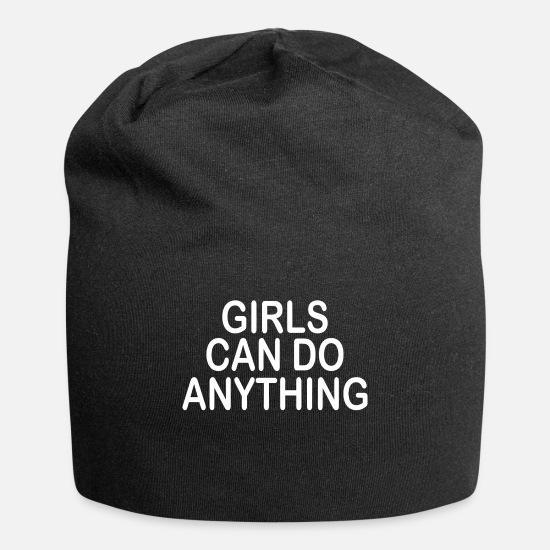 Frauen Können Alles Spruch Geschenk Frau Mädchen Beanie