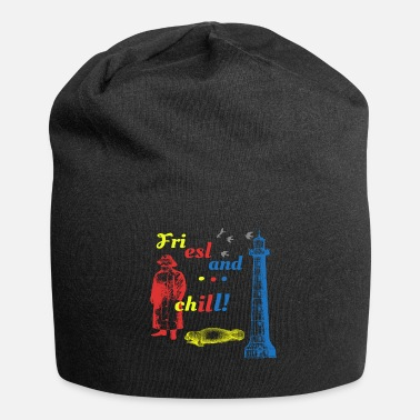 Chill Friesland and chill - Beanie