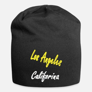 San Diego Los Angeles California - Beanie