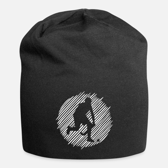 Indoor Hockey Caps & Hats - Field hockey player - Beanie black