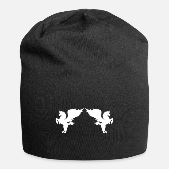 Gift Idea Caps & Hats - mythical creatures - Beanie black
