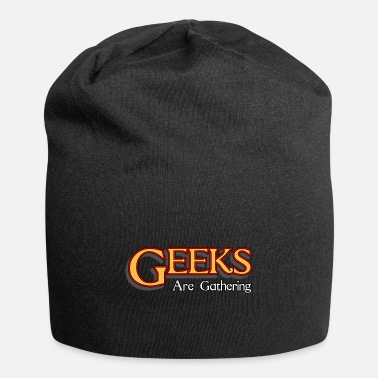 Magic Geeks are gathering - Magic Cards Magic Cards - Beanie