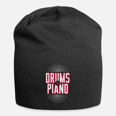 Rock 'n' Roll Drums and Piano - Beanie