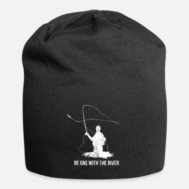Fly Fly fishing fishing fish angler fishing gift - Beanie