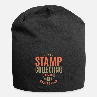 Stamp Collecting Stamp Collecting T-shirt - Beanie