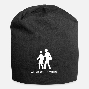 Worker work work work - Beanie