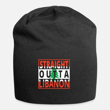 Liban Straight Outta LIBAN - Beanie