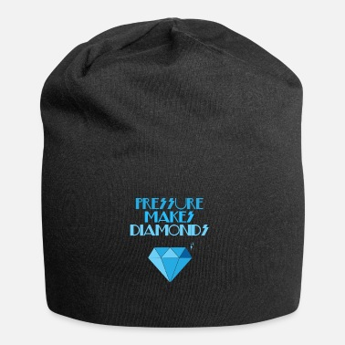 Diamanter Diamanter - Diamanter - Diamant - Udskriv - Beanie