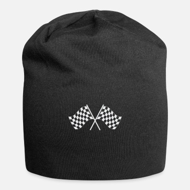 Checkered checkered flag - Beanie