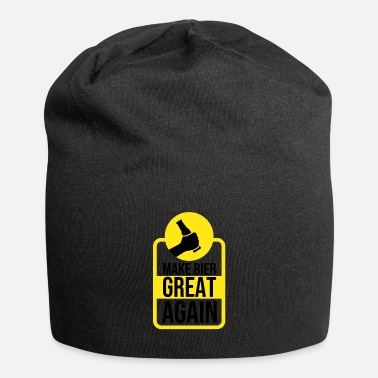Beerathlon make beer great again - Beanie