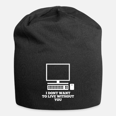 PC monitor tea - Beanie