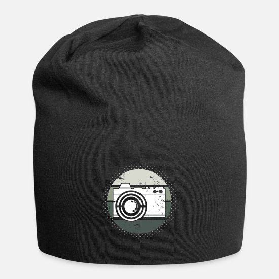 Birthday Caps & Hats - Christmas Photography Photographer SLR Kame - Beanie black
