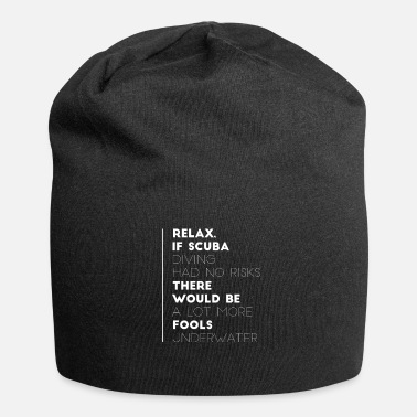 Apparel Funny Scuba Diving Gift Ideas for Scuba Divers - Beanie