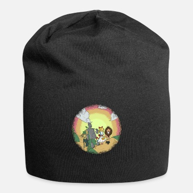 Oz Wizard of Oz Yellow Brick Road - Beanie