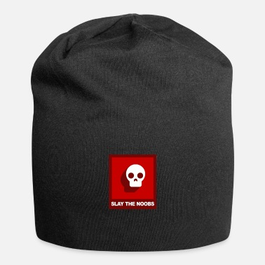 SLAY THE NOOBS | GAMING DESIGN - Beanie