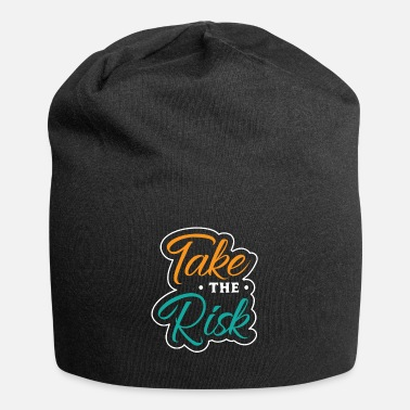 Take Take the Risk - Take the Risk - Motivation - Beanie