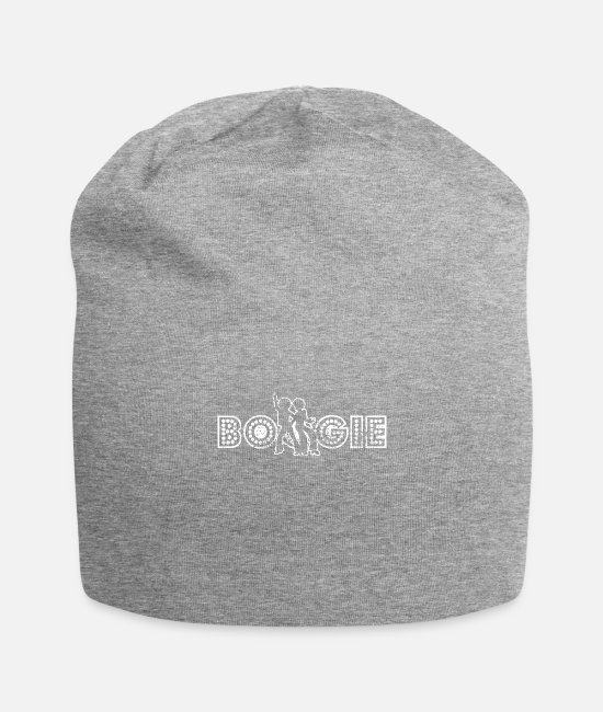Boogie Caps & Hats - Boogie - Beanie heather grey