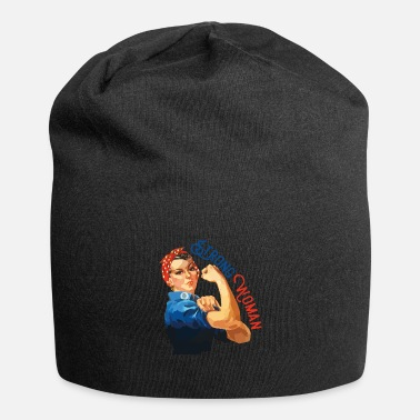 Strong Strong Woman - Beanie