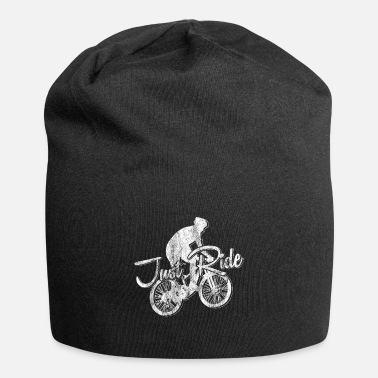 Biker Mountain bikers ride - Beanie