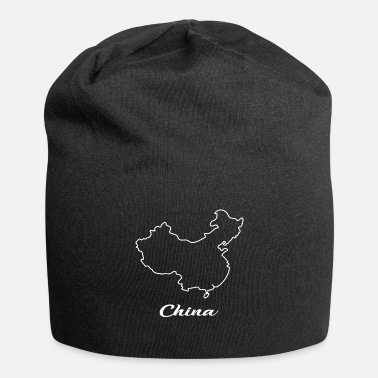 Map China map map - Beanie
