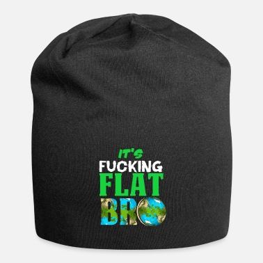 Ovni Conspiration des reptiles par Flat Earth Society - Beanie