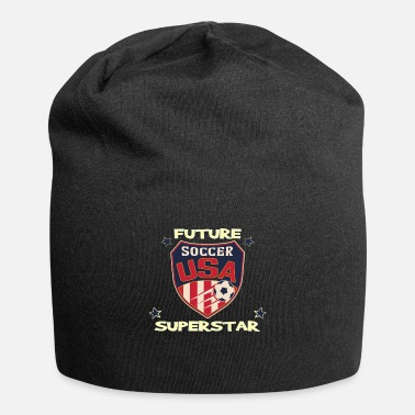 Superstar Future Soccer Superstar T-Shirt with USA Logo for - Beanie