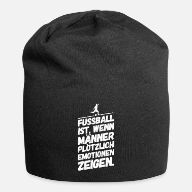 Emotion Jalkapallo Funny Cool Sayings Emotion - Beanie-pipo