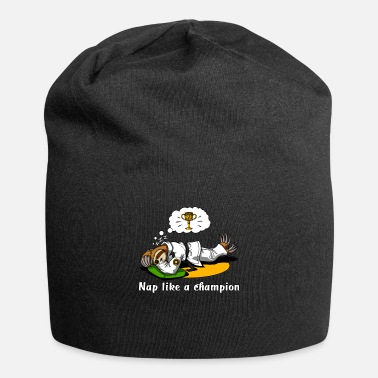 Ninja Lazy Sloth Karate Kampfsport Ninja - Beanie