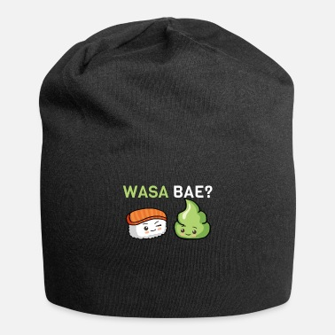 Sushi wasabi rice Japan kawaii food gift - Beanie
