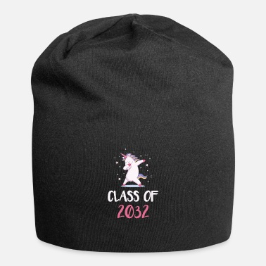 Unicorn 2032 2032 Graduation Shirt, Class of 2032 Unicorn Grow - Beanie