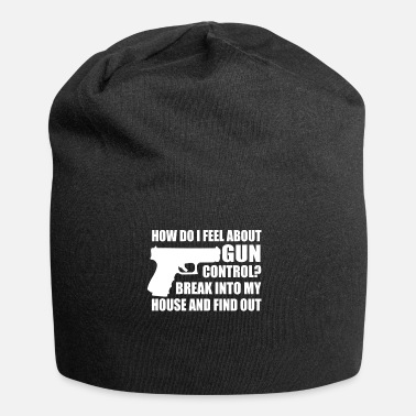 Shooting Club Shooting shoot shooting sport gift pistol gun - Beanie