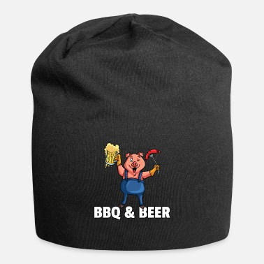 Gas BBQ Barbeque Barbecue Grill Master Pig - Beanie