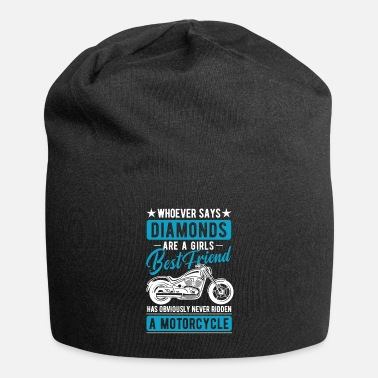 Motorcycle Never ridden a motorcycle - Beanie